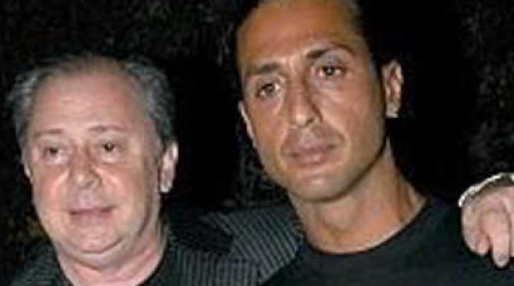 Lele Mora e Fabrizio Corona