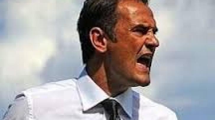 Il tecnico del Teramo, Vincenzo Vivarini