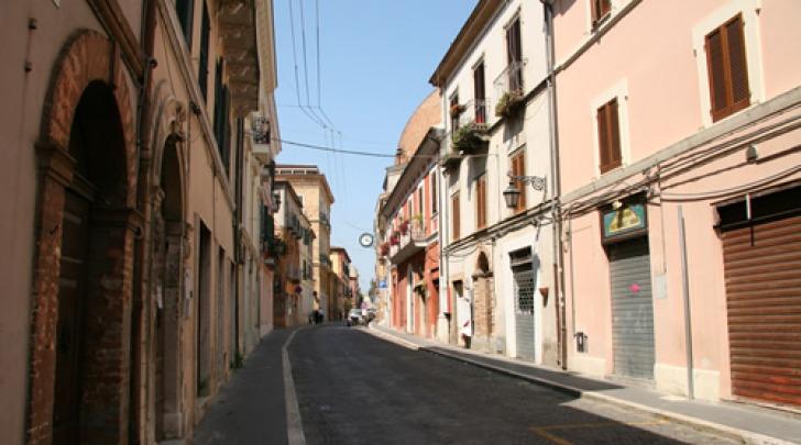 Corso Garibaldi di Giulianova