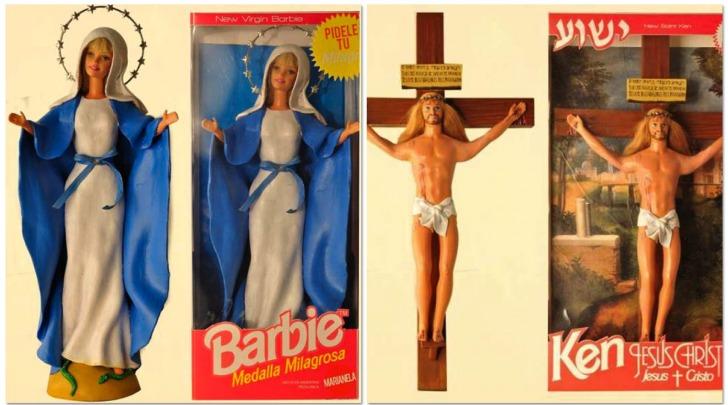 Barbie, The Plastic Religion
