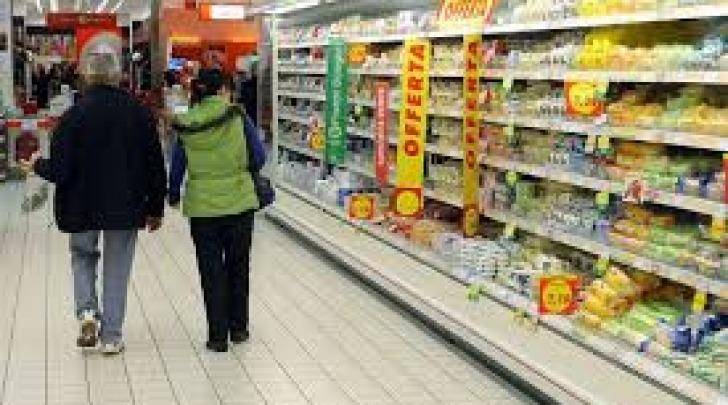 Spesa al supermercato