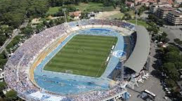 """Lo stadio """"Adriatico"""" di Pescara"""