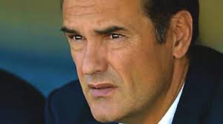 L'allenatore del Teramo, Vincenzo Vivarini