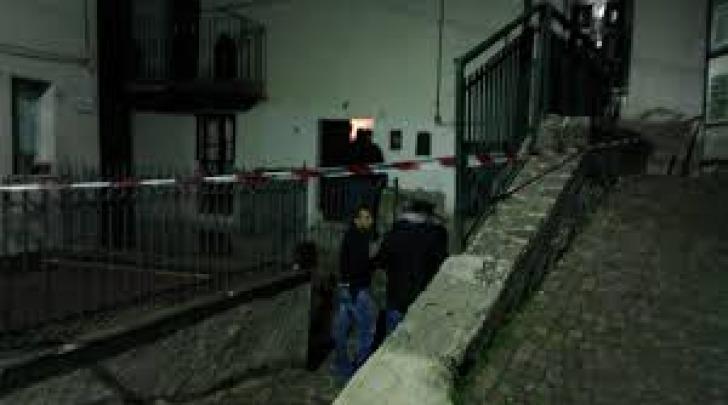 L'abitazione di Bellisari ad Intermesoli