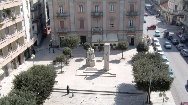 Piazza Garibadi-PE