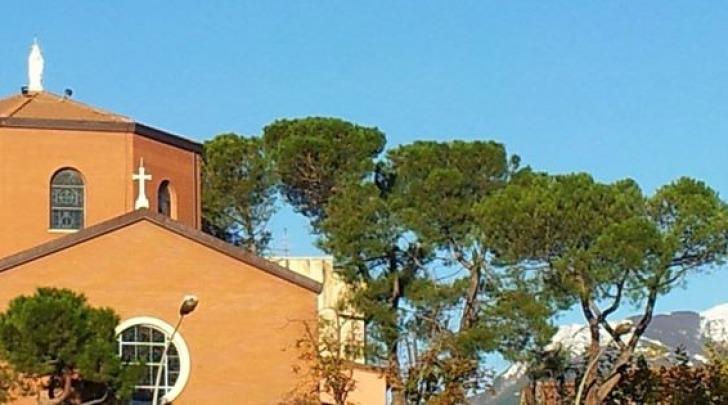 La chiesa del Cuore Immacolato di Maria a Teramo