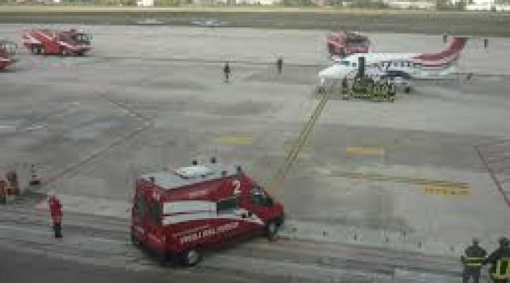 atterraggio emergenza