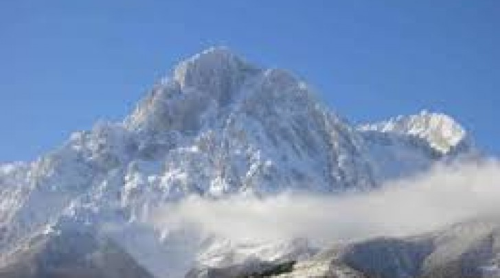 Gran Sasso prima neve