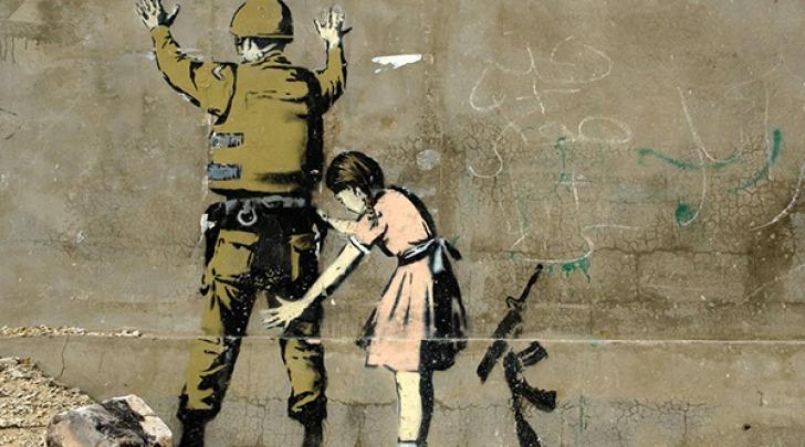 Banksy-street