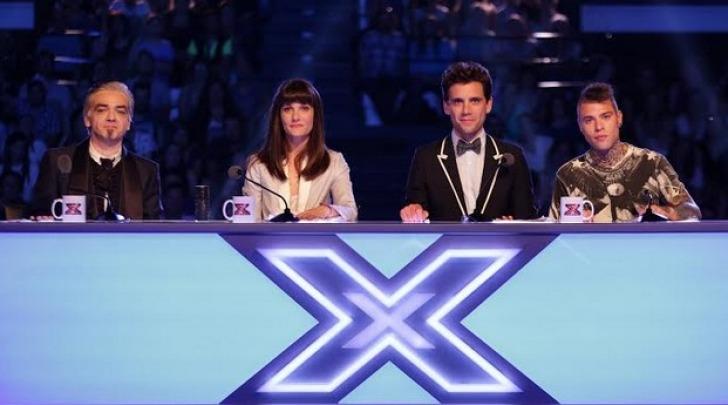 Giudici X Factor 8
