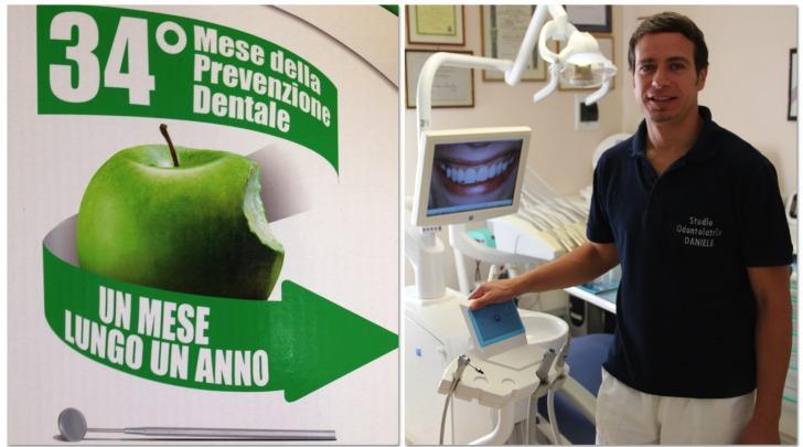 34^ mese della prevenzione orale - Dott. Lucio Daniele ANDI L'Aquila