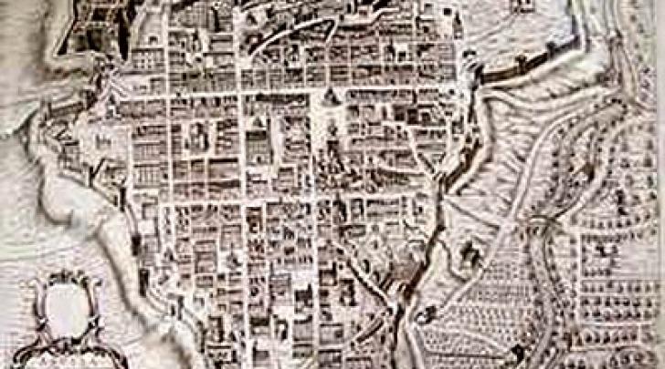 Mappa L'Aquila