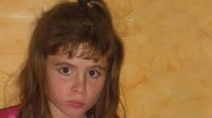 La piccola Susanna Ciccarelli