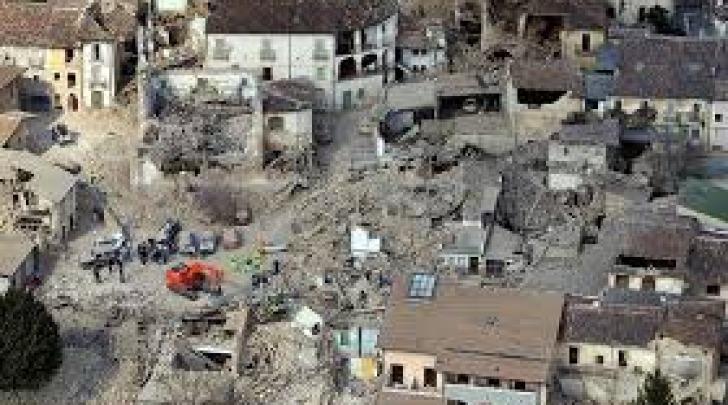 Immagini sisma Abruzzo