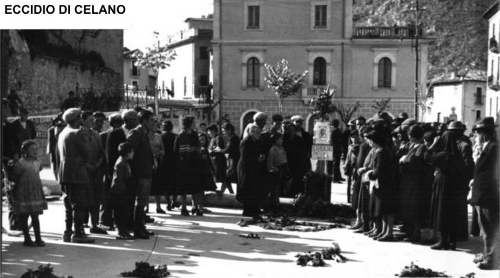 eccidio Celano 1950