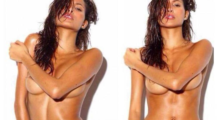 Nuda Calendario.Mariana Rodriguez Ecco Le Foto Del Primo Calendario Nuda