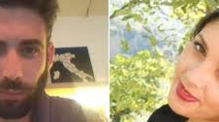 Pierpaolo e Valentina Timperio