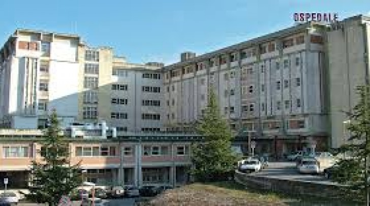 L'ospedale di Avezzano