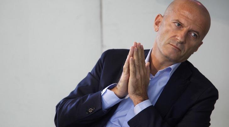 L'ex direttore del Tg1, Augusto Minzolini