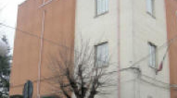 La scuola elementare di via Lanciano a Chieti Scalo