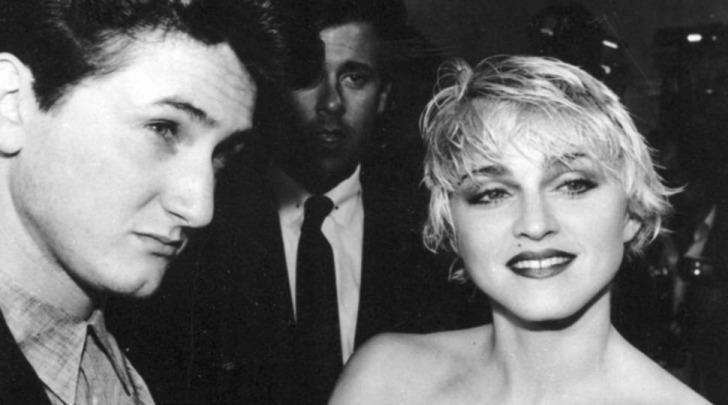 John John Kennedy e Madonna