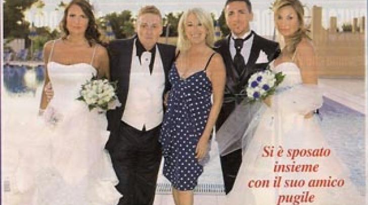 Fabrizio Bracconieri, Matrimonio