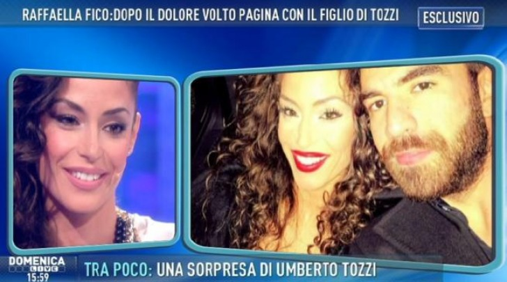 Raffaella Fico e Gianluca Tozzi Sposi