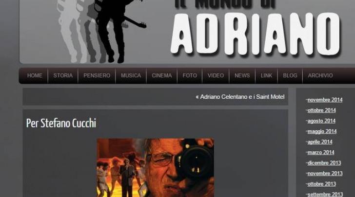 Blog Adriano Celentano