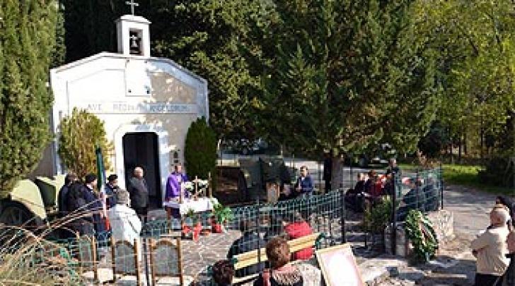 Sacello militare Sulmona