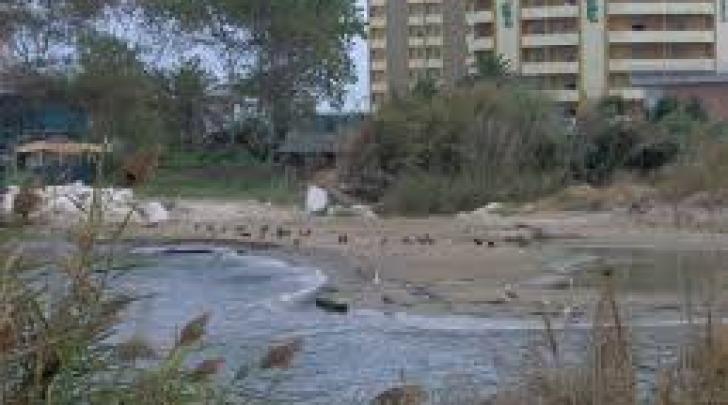 Il fiume Saline