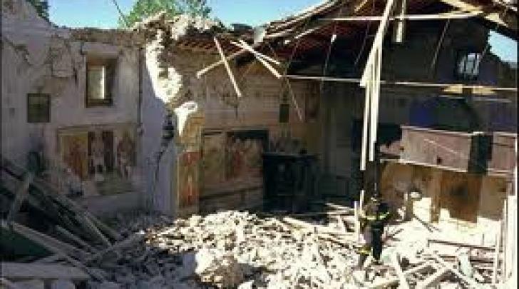 immagine terremoto AQ