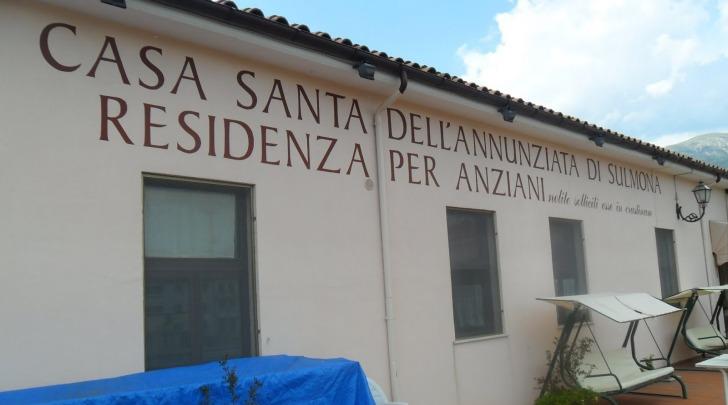 La Casa Santa dell'Annunziata di Sulmona