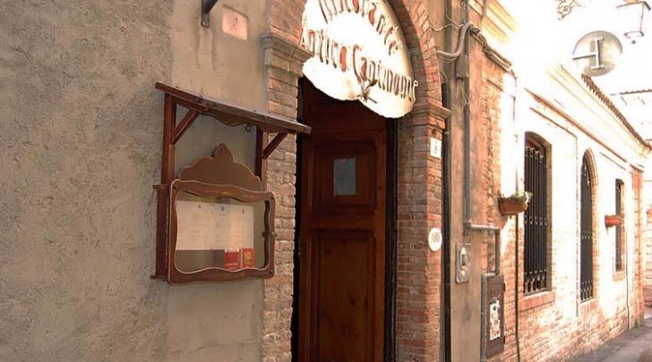 """Lo storico """"Antico Cantinone"""" di Teramo"""