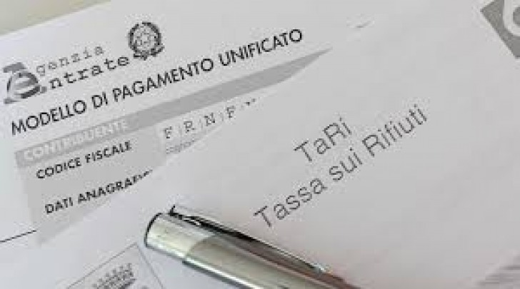 Bollettino Tari