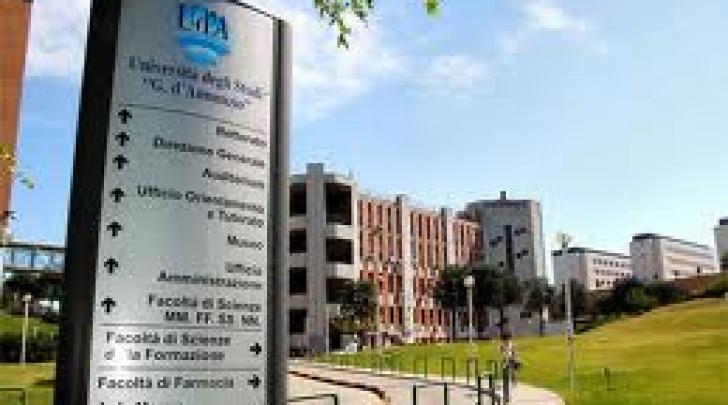 """L'Università """"D'Annunzio"""""""