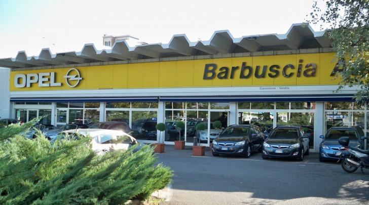 Barbuscia Auto