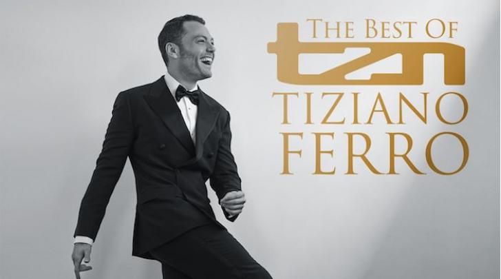 TZN – The Best Of Tiziano Ferro