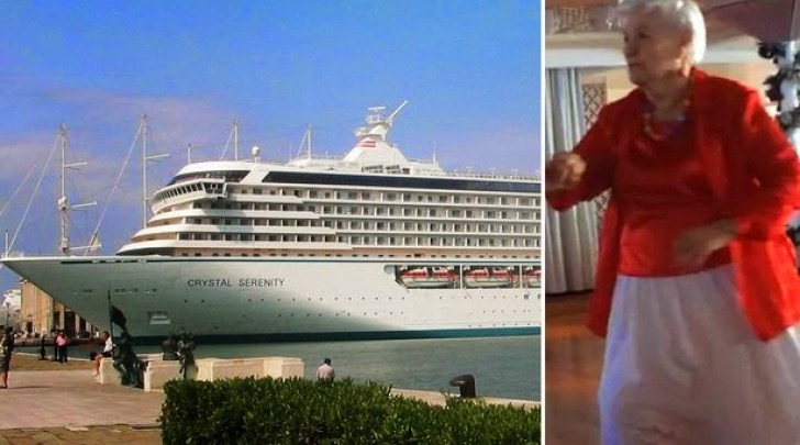 Lee Wachtstetter Crystal Serenity