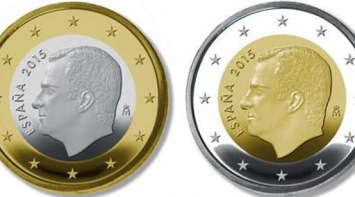 Monete 1 e 2 euro nuove