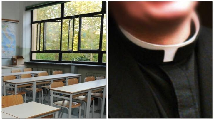 Supplente è ex prete condannato stupro