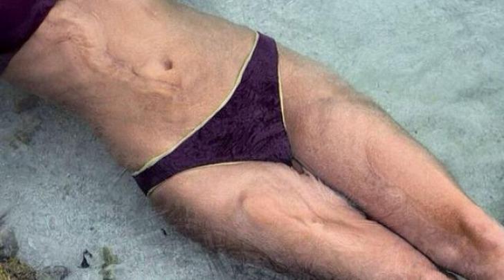 Giorgia Surina Bikini