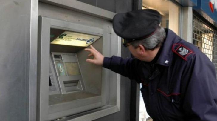 furto bancomat