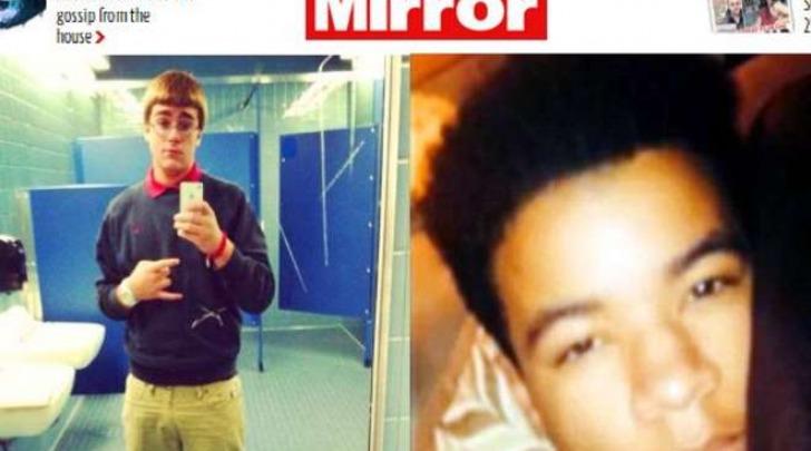 Maxwell Morton e Ryan Mangan