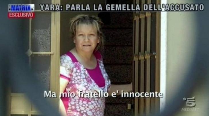 La sorella gemella di Massimo Bossetti, il presunto assassino di Yara Gambirasio