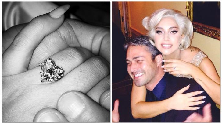 Lady Gaga sposa Taylor Kinney
