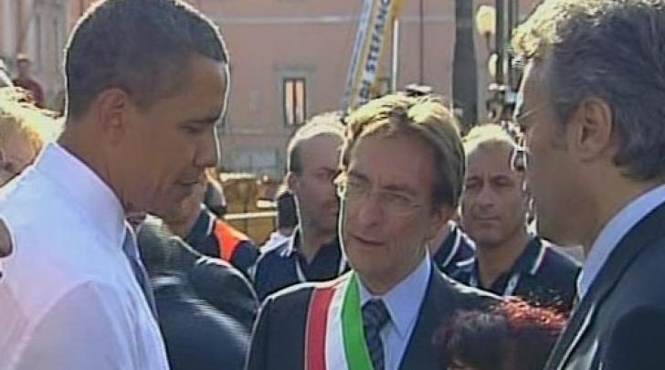 Obama L'Aquila