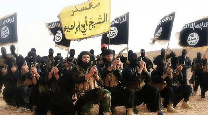 Guerriglieri Isis
