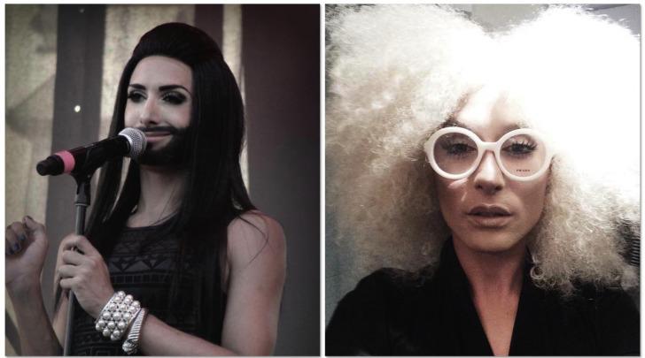 nuovo look per Conchita Wurst