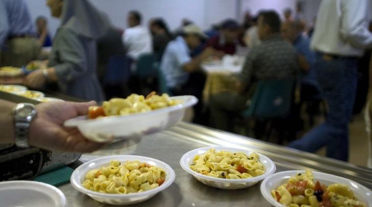 pranzo beneficenza