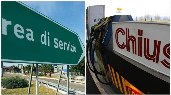 sciopero gestori aree di servizio autostradali